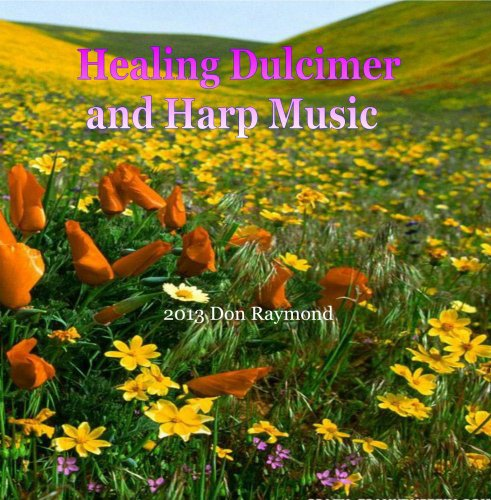 Healing Dulcimer and Harp Music - Meditation Relaxation Comfort Peace