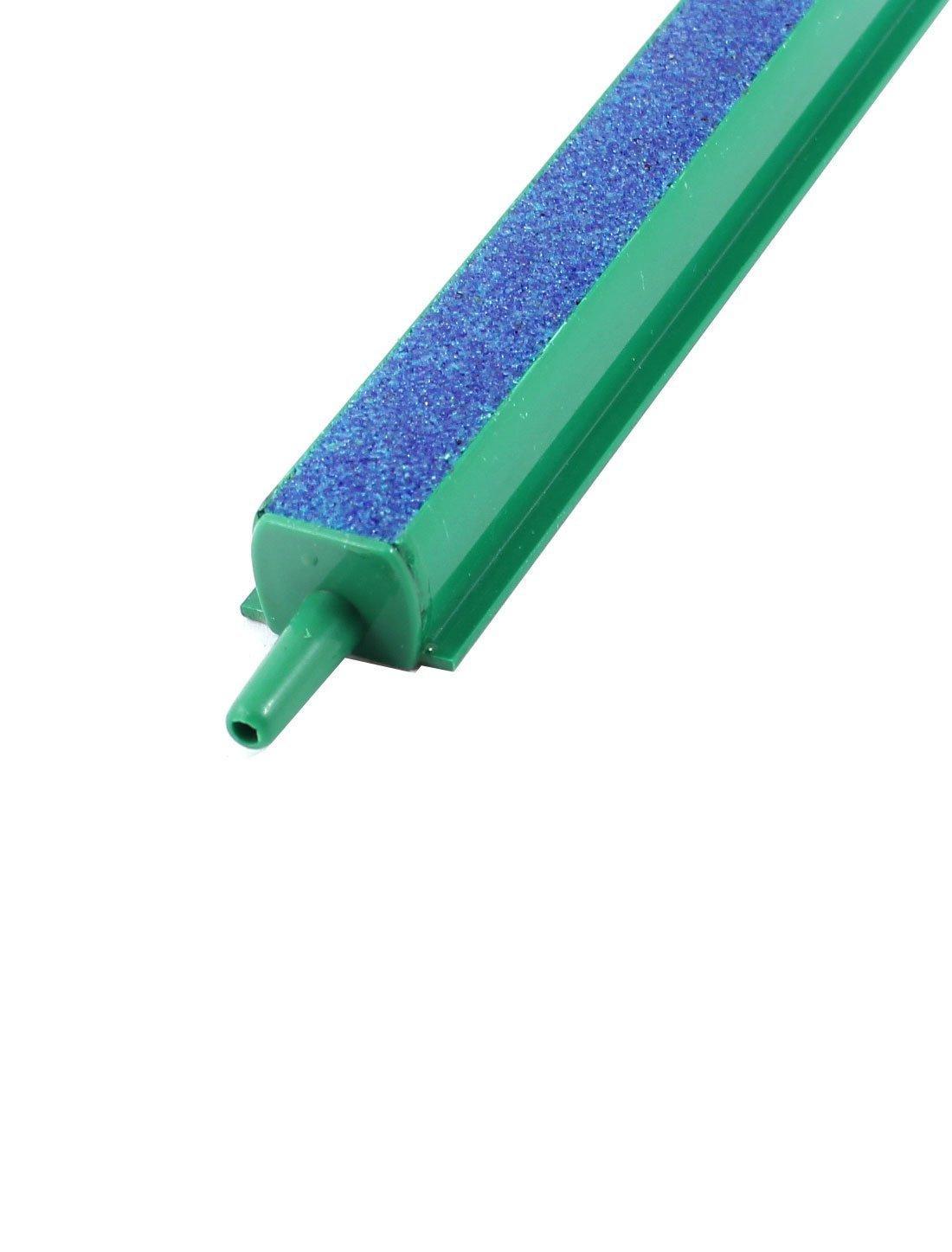 Amazon.com : eDealMax Encerrado tanque del acuario de la burbuja 4, 5 mm Piedra de Salida de aire DE 8 pulgadas Azul Verde : Pet Supplies