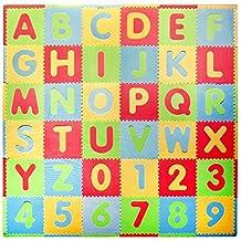 Tadpoles 36-Piece ABC Playmat