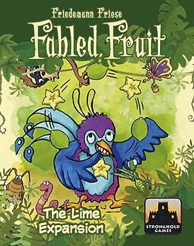 Stronghold Games STG07080 Fabled Fruit Limes Expansion - Juego de Mesa [Importado de Alemania]: Amazon.es: Juguetes y juegos