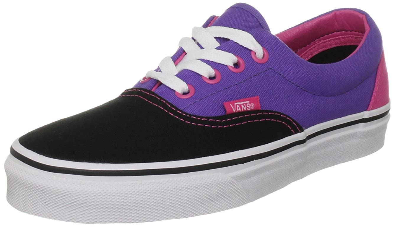 [バンズ] スニーカー Women's AUTHENTIC (Pig Suede) VN0A38EMU5O レディース B005DLLKKU Black/Purple/Pink 2.5 UK 2.5 UK|Black/Purple/Pink