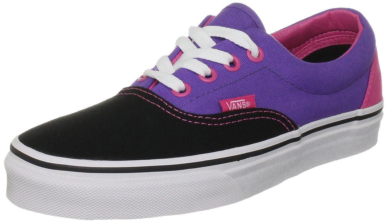[バンズ] スニーカー Women's AUTHENTIC (Pig Suede) VN0A38EMU5O レディース B005DLLM1W Black/Purple/Pink 8 M UK 8 M UK|Black/Purple/Pink