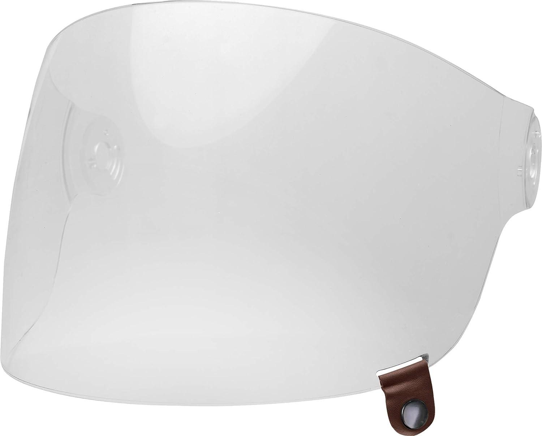 Black Tab Bell Bullitt Flat Shield Silver Iridium