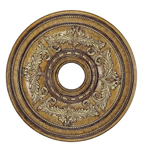 Venetian Patina Ceiling Medallion