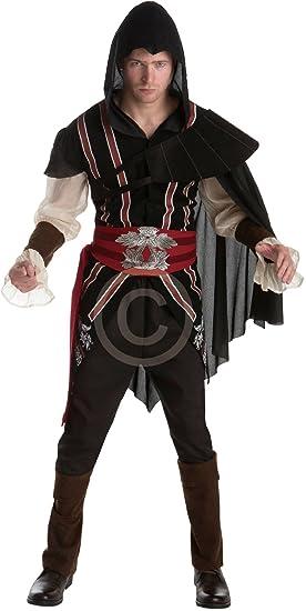 Mens Assassins Creed 2 Ii Ezio Auditore Halloween Gaming
