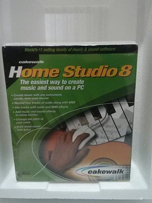 Top 6 Cakewalk Home Studio