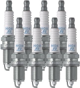 NGK Qty 4 Laser Platinum PLFR5A-11 6240 Spark Plug