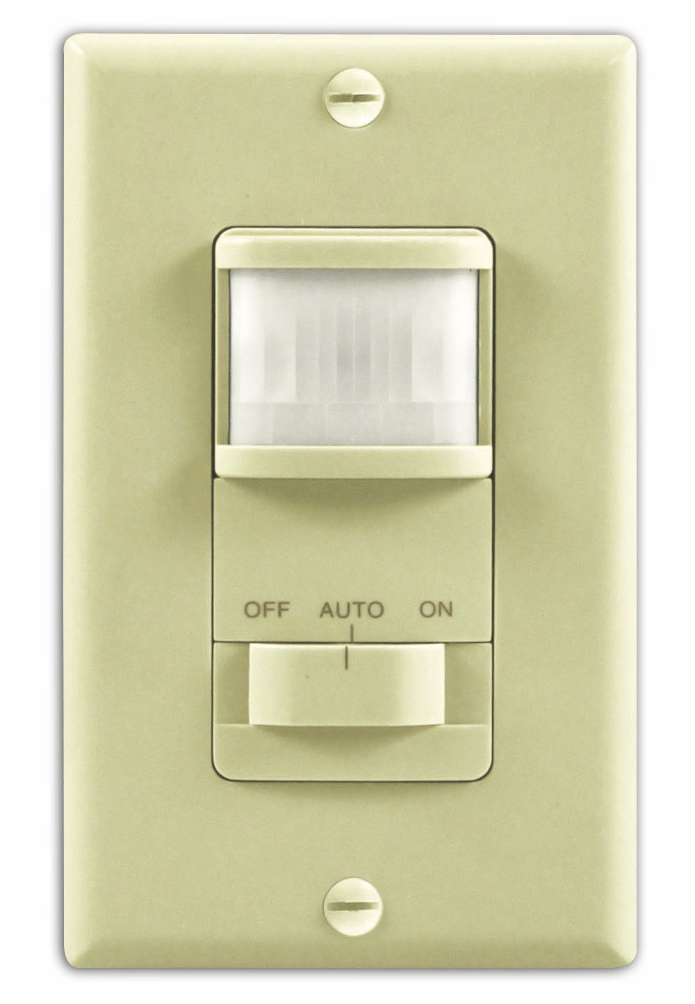 Heath Zenith Sl 6117 Iv Motion Activated Wall Light Switch Ivory Sensor Wiring Diagram