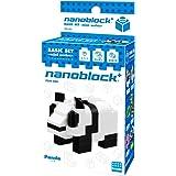 ナノブロックプラス パンダ PBM-006