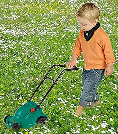 Theo Klein-2702 Bosch rotak cortacésped, Juguete, Multicolor 2702