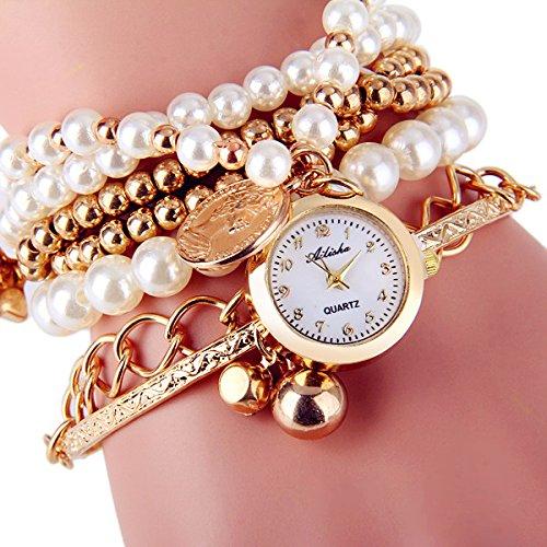 ELEOPTION Fashion Luxury Bracelet Chain Pendant