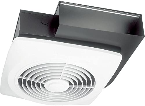 Broan-Nutone 679 Ventilation Fan and Light Combo for Bathroom and Home, 100 Watts, 3.5 Sones, 70 CFM