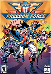 Freedom Force - PC