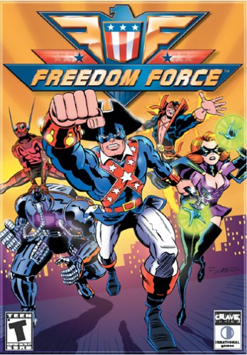 Freedom Force - PC ()