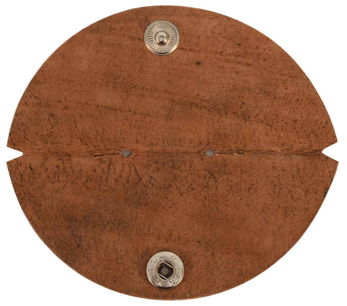 Gusti Leder nature Stuart Sujetacables de Cuero Bridas Auriculares Abrazadera Pinza Organizador A138b