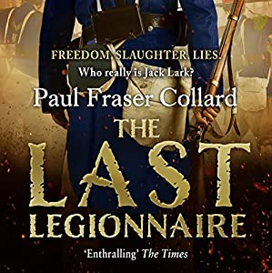 The Last Legionnaire Audiobook
