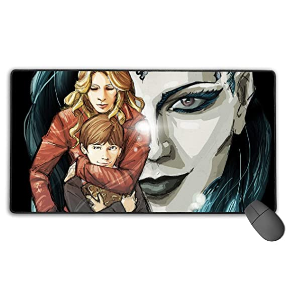 d6ea3ed854e Amazon.com: Once-Upon-A-Time Printed Large Rubber Mouse Pad ...