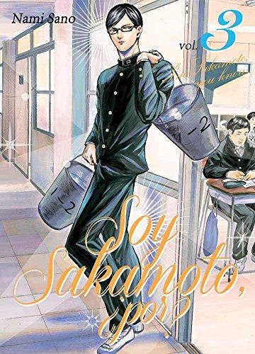 Descargar Libro Soy Sakamoto, ¿por? Vol. 3 Nami Sano