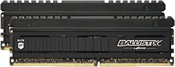 Ballistix Elite 16GB PC4-28800 3600MHz DDR4 Desktop Memory