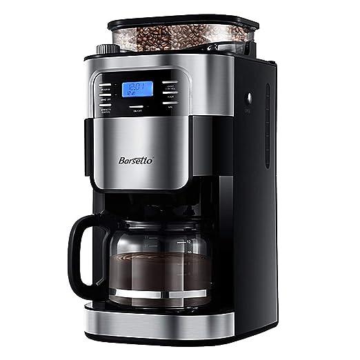 Gevi 10 Cup Digital - Cafetera automática programable para ...