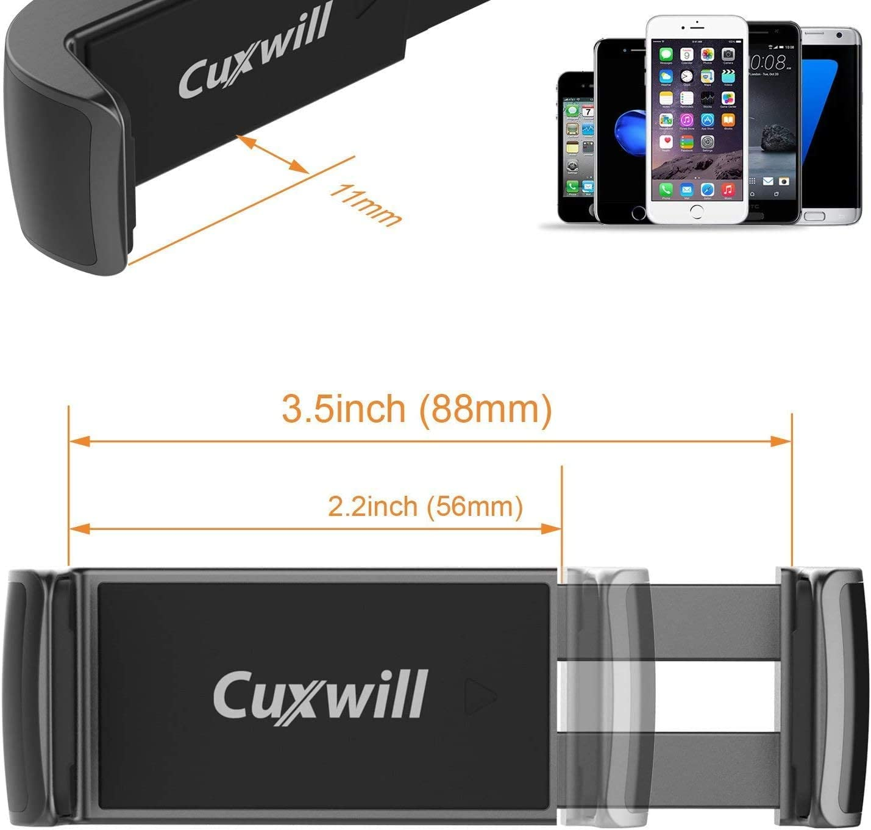 Cuxwill Auto Handyhalterung Kfz Armaturenbrett Elektronik