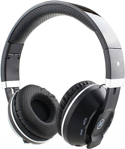 Amazon.com: Mokata - Auriculares inalámbricos para niños con ...