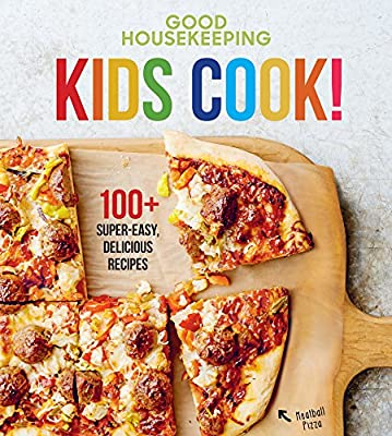 Amazon com: Good Housekeeping Kids Cook!: 100+ Super-Easy