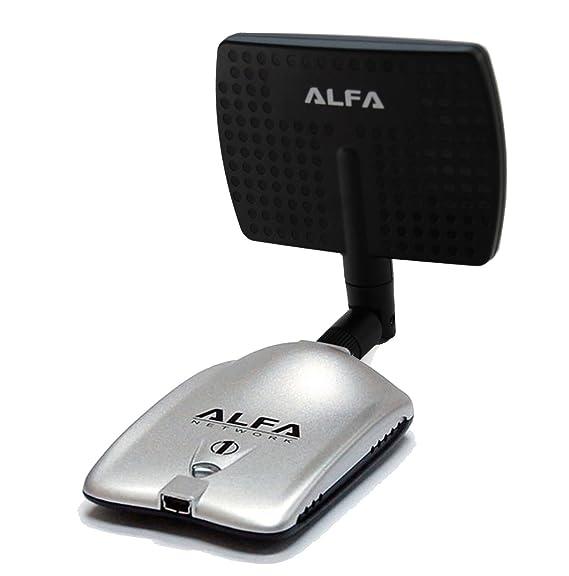 Amazon com: Alfa AWUS036H High power 1000mW 1W 802 11b/g High Gain
