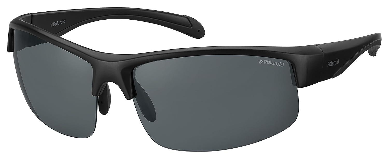 Polaroid PLD 7019/S M9 Gafas de Sol, Negro (Black Grey), 70 Unisex-Adulto