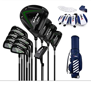TTHU Paquete De Club De Golf Completo para Hombres De 12 ...
