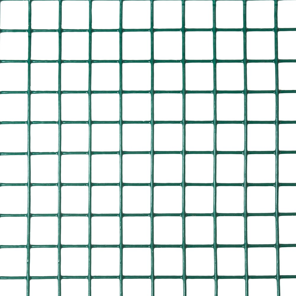 Gilbert & Bennett YARDGARD 308253B 24-Inch by 5-Foot Green 1/2-Inch Mesh Hardware Cloth