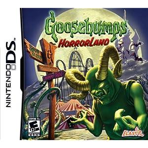 Goosebumps HorrorLand - Nintendo DS