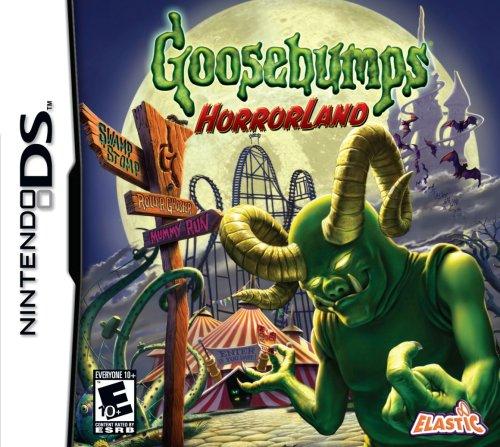 (Goosebumps HorrorLand - Nintendo DS)