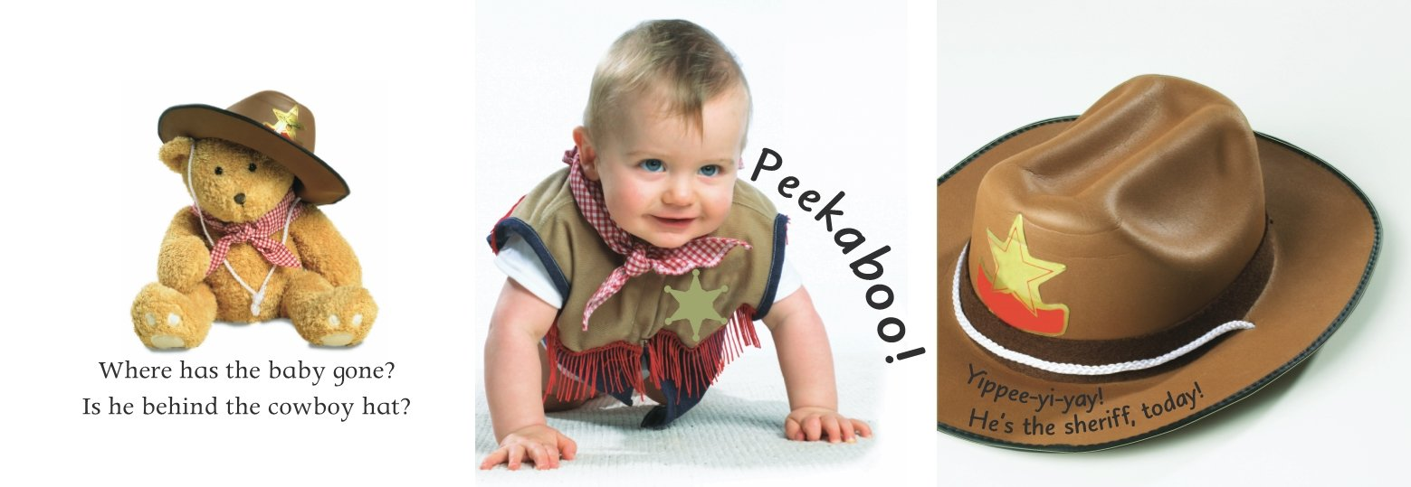 Peekaboo Dress Up (Touch-And-Feel Action Flap Book)