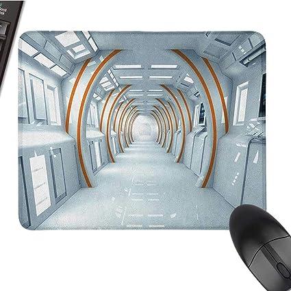 Amazon com : Ergonomic Mouse pad Fantasy, Futuristic Hallway