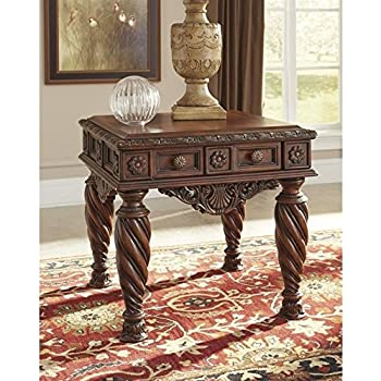 furniture for sale north shore ma this item signature design end table square dark brown set discount