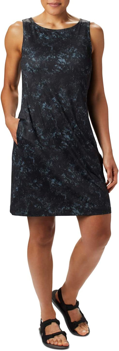 Columbia Womens Printed Dress Chill River