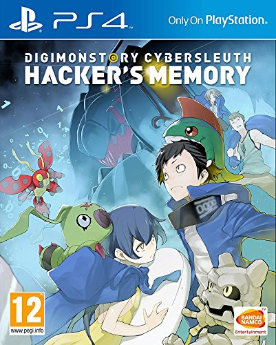 Digimon Story - Digimon Story: Cyber Sleuth - Hacker's Memory (PS4)