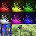 Flexzion Solar Powered String Lights 100 200 LED Fairy Lighting Flashing Lamp Decal Bulb Ornament Waterproof For Christmas Xmas Holiday Party Decoration
