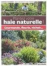 Plantez votre haie naturelle ! : Gourmande, fleurie, nichoir... par Bacher