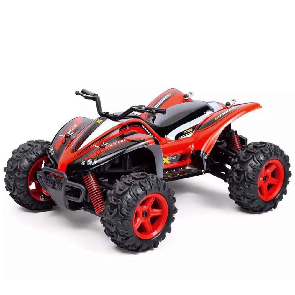 Choosebuy RC Car, SUBOTECH 25MPH 40km/h 1:24 High Speed Scale Off Road Car (Red) by Choosebuy (Image #2)