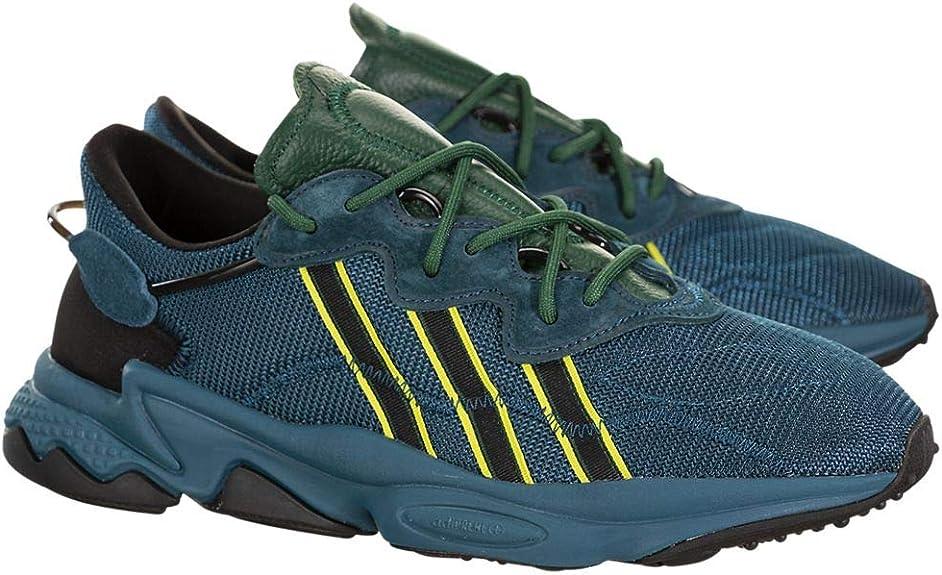 Querer pubertad Kenia  Amazon.com | adidas Pusha T Ozweego Mens Fv2480 | Shoes