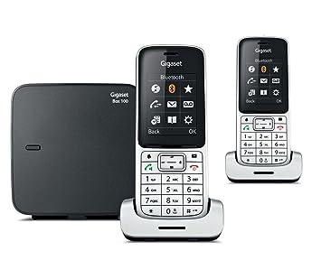 Onwijs Gigaset SL450 DUO - Schnurloses Telefon: Amazon.de: Elektronik ZQ-34