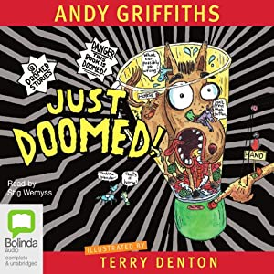 Just Doomed! Audiobook