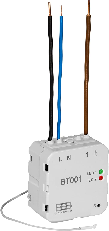 diverses mod/èles Type 1 | no. 401459 Infrarouge chauffage thermostat radio r/écepteur prise