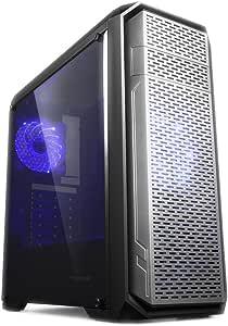 Severux Sublime X7 - Caja de ordenador torre, USB 3.0, ventana ...