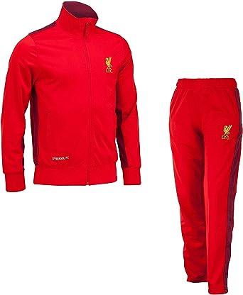 Liverpool F.C. Chándal Pantalones y Chaqueta Original con Licencia ...