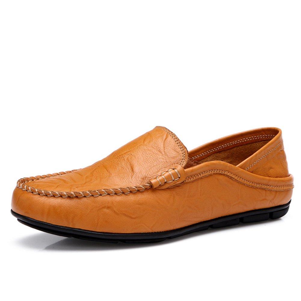 CIAC XFDK Sommer-beiläufige Schuhe Schuhe Schuhe der Männer Breatherbsenschuhe Faule Schuhe Fahren Schuhe 446e48