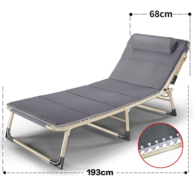 Lazy sofa LI Jing Shop - Simple Fold Chaise Longue ...