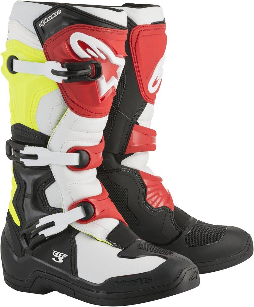 Alpinestars Tech 3モトクロスオフロードブーツ2018バージョンメンズサイズ 7 2013018-1053-7. B0758THZRX